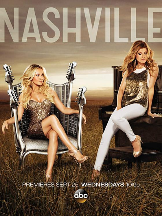 The Song 'Like A River' by artist Thomas Hien featured in the TV series 'Nashville'