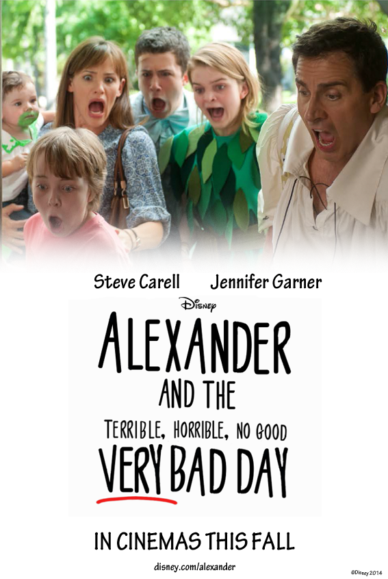 The Song 'Keep On Movin' by artist Thomas Hien featured in the movie 'Alexander And The Terrible, Horrible, No Good, Very Bad Day'