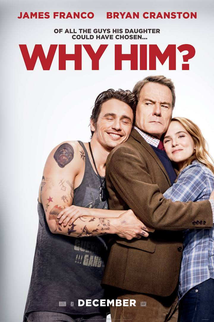 The Song 'Crazy Beautiful Life' by artist Thomas Hien featured in the movie 'Why Him'